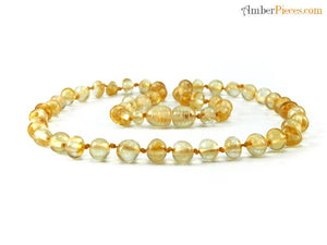 Baby Amber Necklace