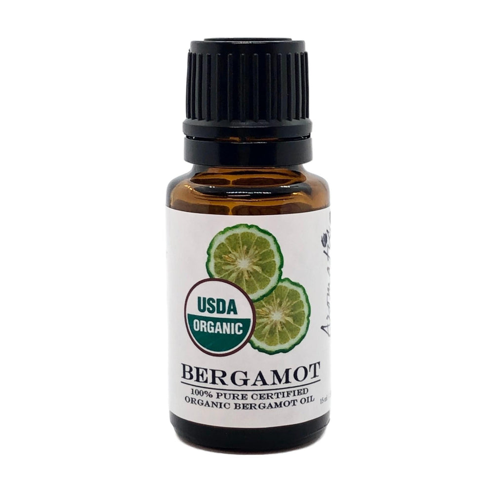 Bergamot Essential Oil, USDA Organic