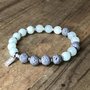 Load image into Gallery viewer, Womens Diffuser Bracelet