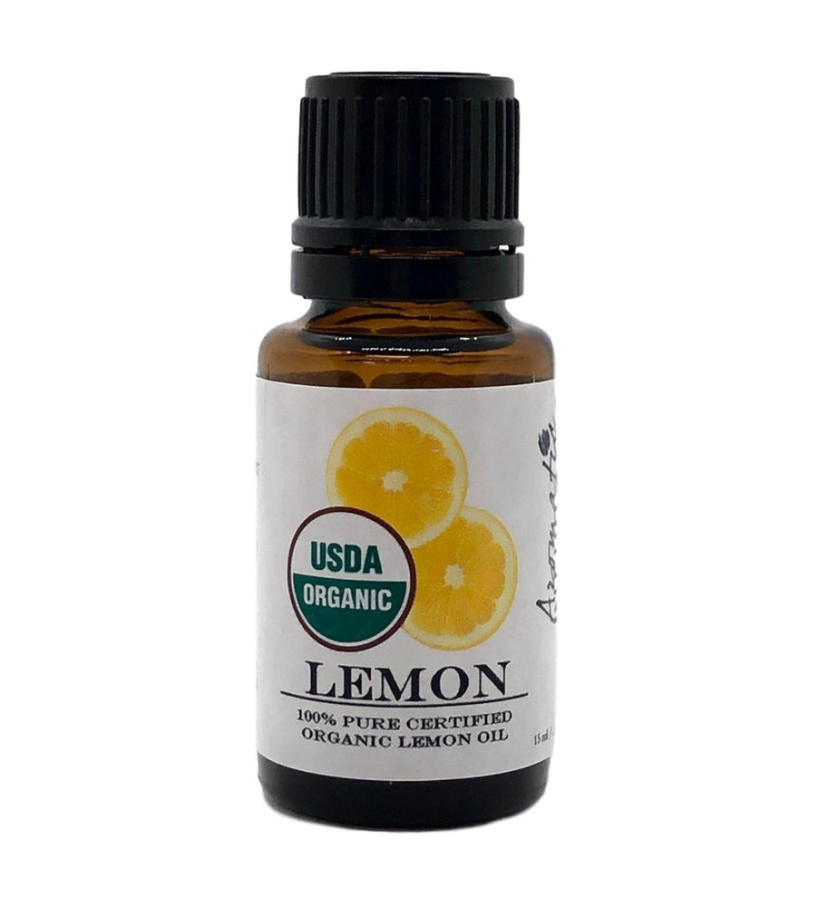 Lemon Essential Oil, USDA Organic