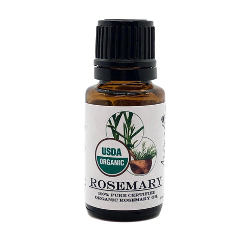 Rosemary Essential Oil, USDA Organic