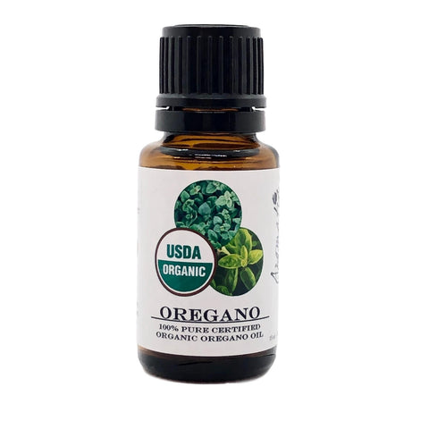 Oregano Essential Oil, USDA Organic