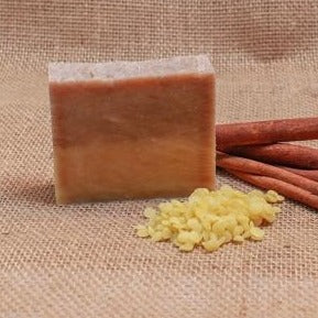 CinnaBee Natural Soap
