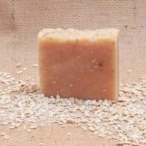 Lavender Oatmeal with Goat's Milk Soap