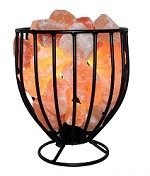 Load image into Gallery viewer, Natural Himalayan Salt Lamp