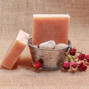 Nature's Rose Soap