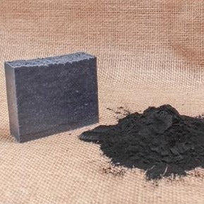 Peppermint Tea Tree Charcoal Soap