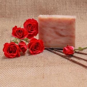 Sandalwood Rose Soap