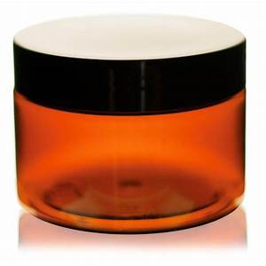 Load image into Gallery viewer, 4oz Amber Plastic Jars