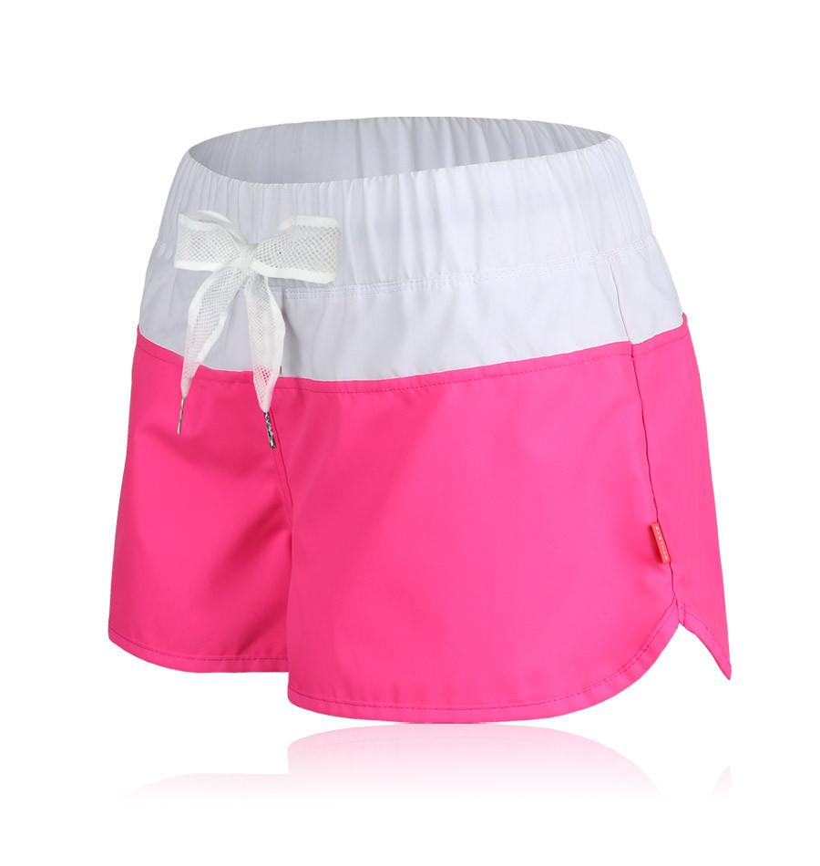 ATHLETE Women's Drawstring Casual Shorts, Style AP06 - Athlete Beyond - For Her - Bottoms - 1