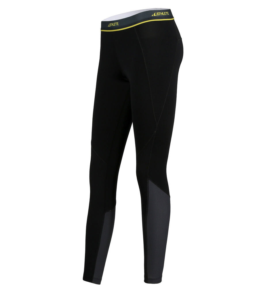 ATHLETE Women's Premium Compression Base Layer Tights, Style E04 - Athlete Beyond - For Her - Bottoms - 1