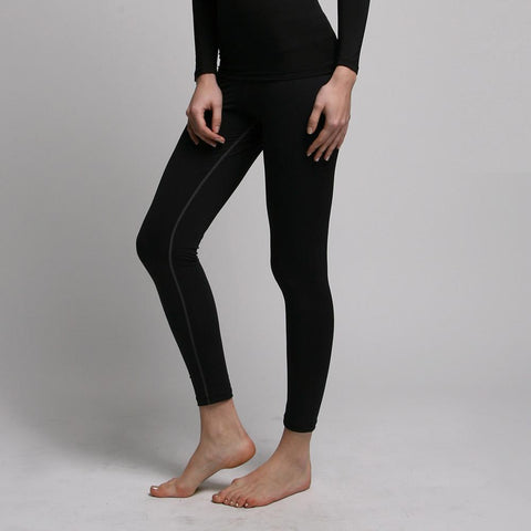 ATHLETE Women's Lightweight Base Layer Long Tights, Style W08 - Athlete Beyond - For Her - Bottoms - 1