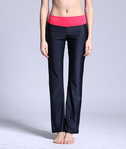 ATHLETE Women's Shiny Bootcut Pant, Style PS04 - Athlete Beyond - For Her - Bottoms - 1