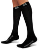 COOVY Men and Women Compression Socks - Knee High graduated compression