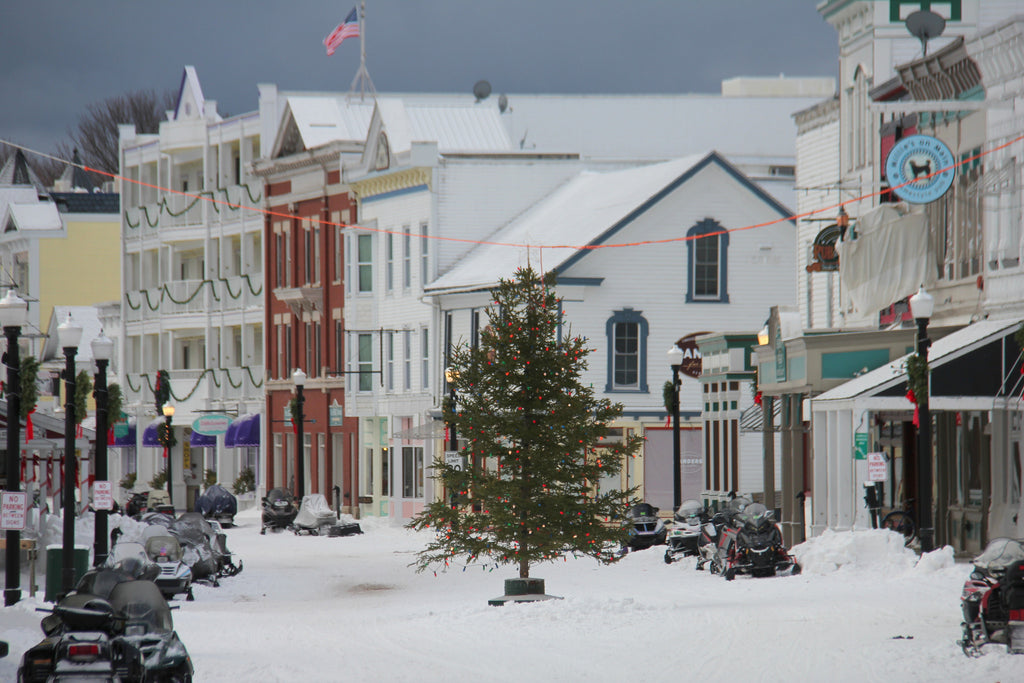 New Years Eve on Mackinac Island
