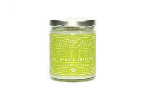 Night Swim Cottage Series 7oz Candle