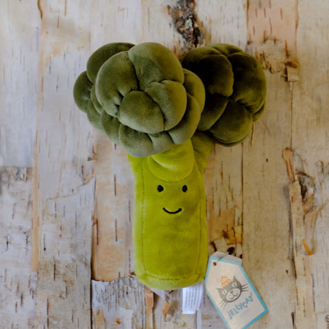 Broccoli Plush Soft Toy