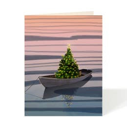Harbor Christmas Card