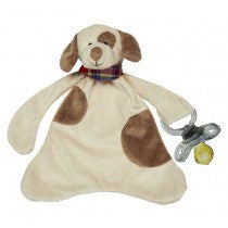 Max The Puppy Pacifier Blanket