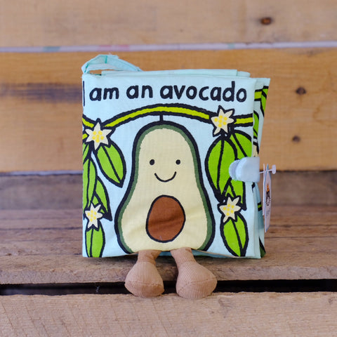 I Am An Avocado Activity Book