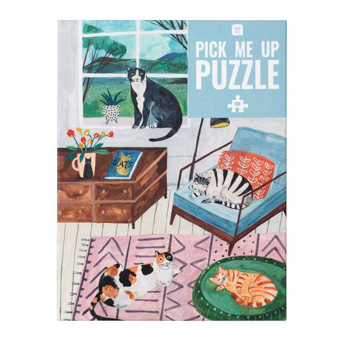 Pick Me Up Cat Puzzle