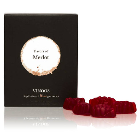Flavors Of Merlot Gummies