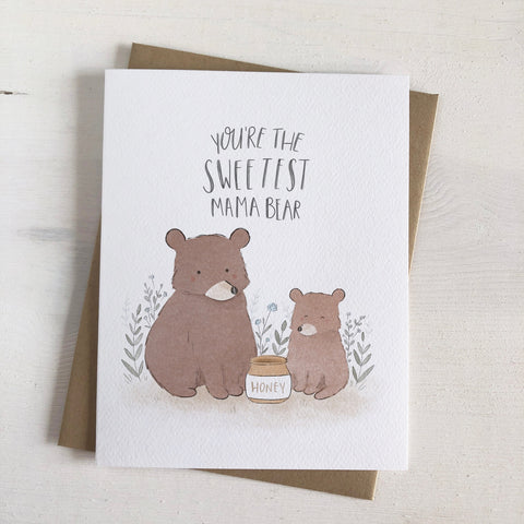 Mama Bear Card FB