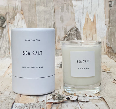 Sea Salt Petite Candle 3oz