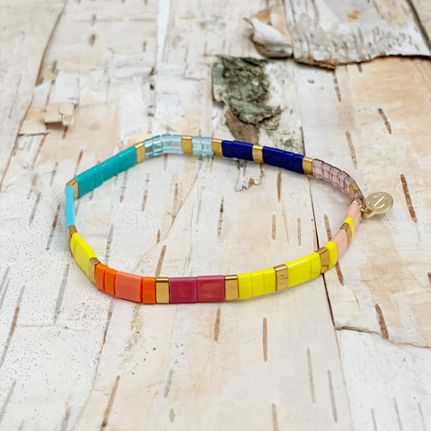 Color Block Supernova Bracelet