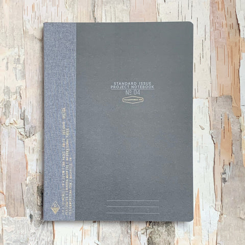 Black Standard Issue Flex Project Journal