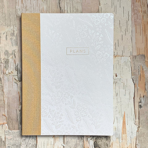 Pearl Floral Plans Flex Project Journal