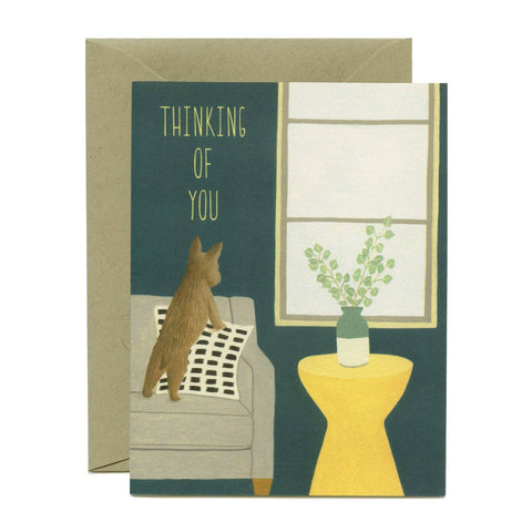 Thinking Of You Card Yeppie