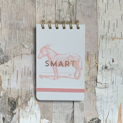 Smart Donkey Wire Notepad
