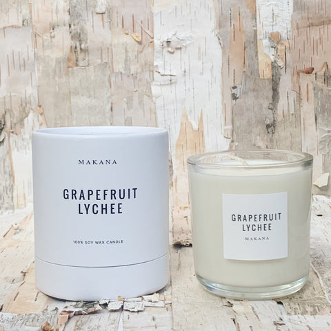 Grapefruit Lychee Classic Candle 10oz