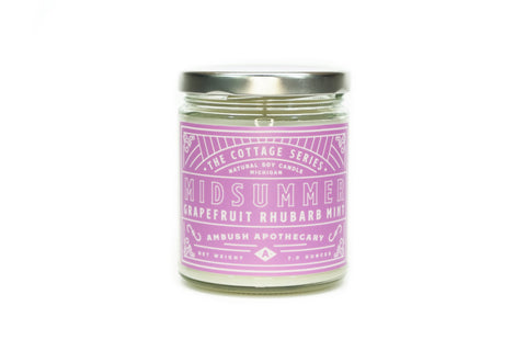 Midsummer Cottage Series 7oz Candle