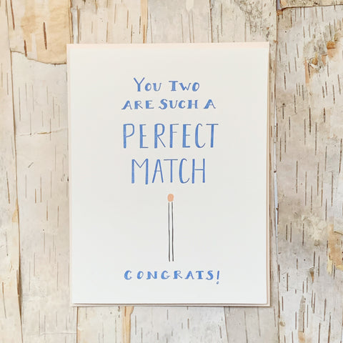 Perfect Match Card Odd Daughter