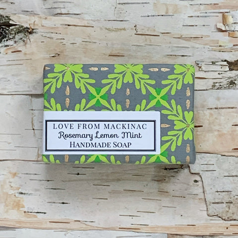Rosemary Lemon Mint Soap