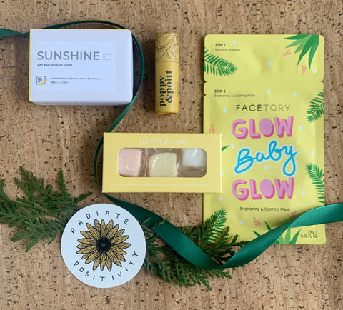 Sending Sunshine Box