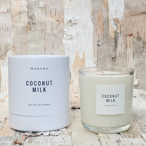 Coconut Milk Classic Candle 10oz