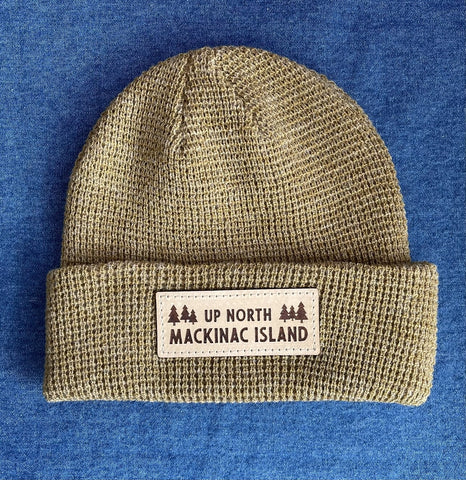 Up North Beanie Caramel