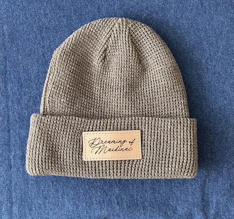 Dreaming Of Mackinac Beanie Walnut
