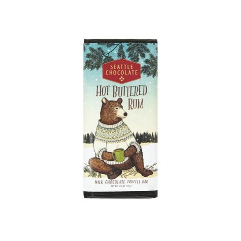 Hot Buttered Rum Truffle Bar