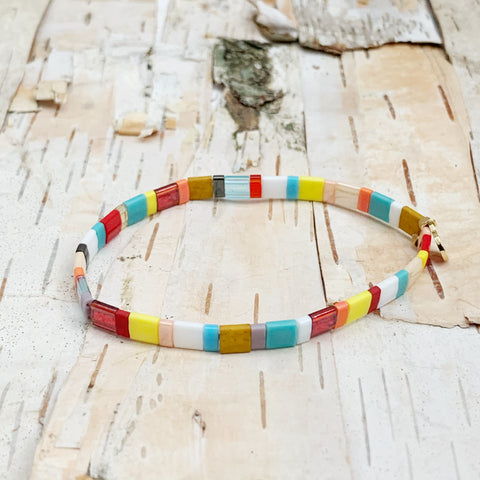 Multicolor Supernova Bracelet