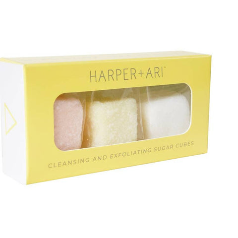 Mini Bestseller Exfoliating Cubes Gift Box