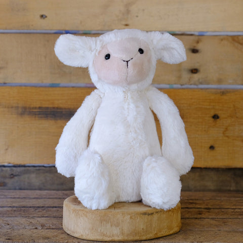 Bashful Lamb Soft Toy