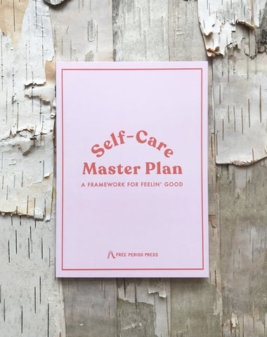 Self-Care Master Plan