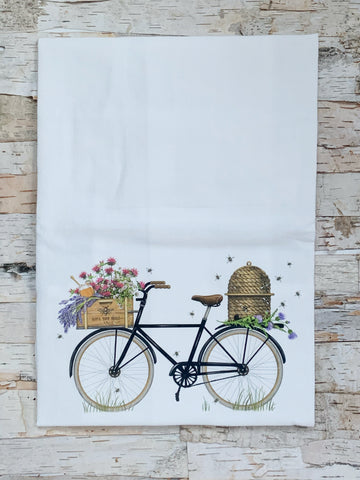 Beehive Bike Towel