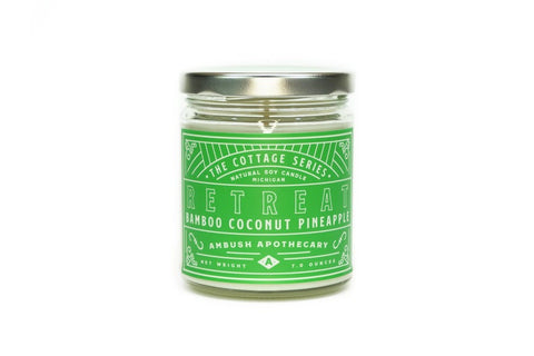 Retreat Cottage Series 7oz Candle