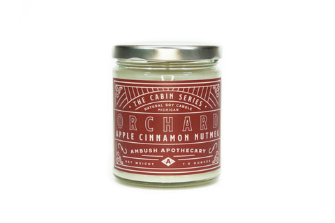 Orchard Cabin Series 7oz Candle