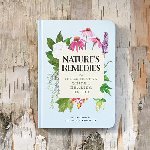 Nature Remedies Book